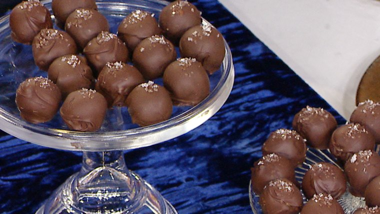 Siri Daly's Cookie Butter Truffles