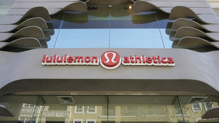 Lululemon Athletica store