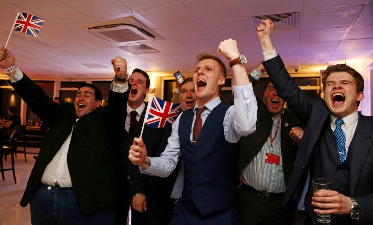Image: BRITAIN-EU-POLITICS-VOTE-BREXIT