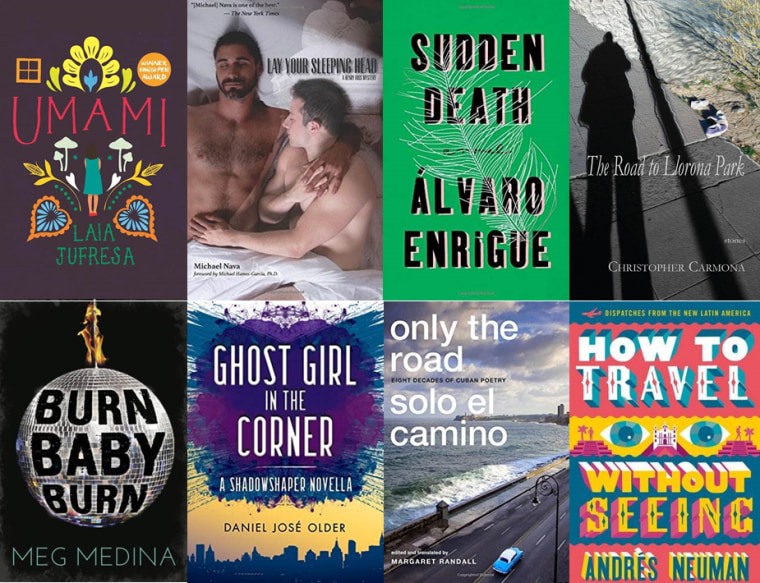 As the year comes to a close, here's one final look at some great Latino books published in 2016.
