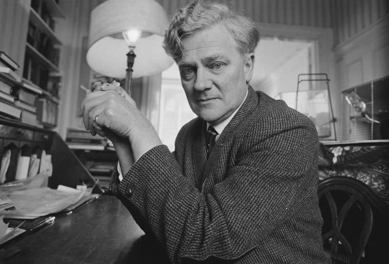 Richard Adams At Home