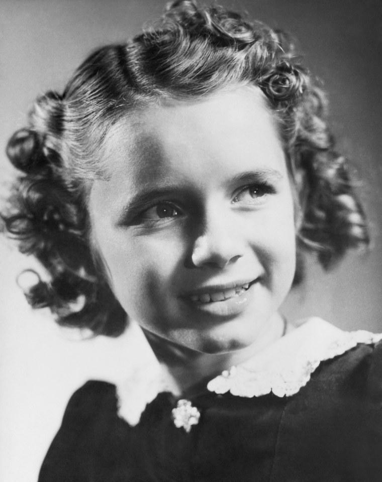 Portrait of Debbie Reynolds