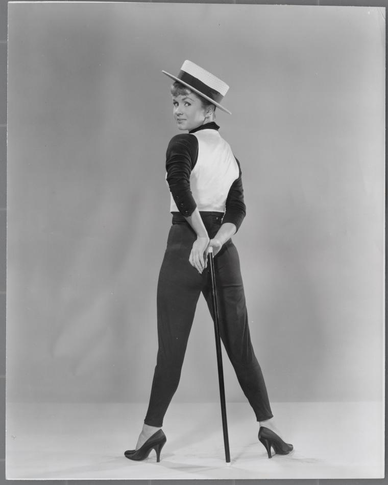Debbie Reynolds in Costume