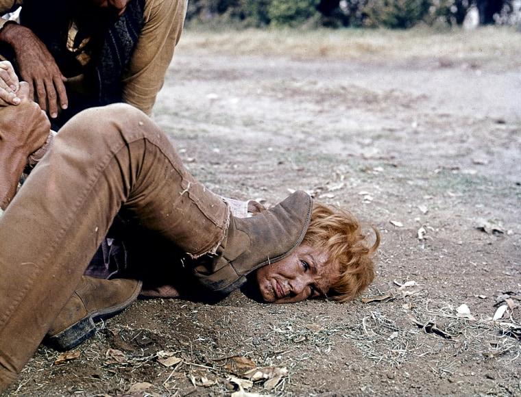 Debbie Reynolds In 'The Unsinkable Molly Brown'