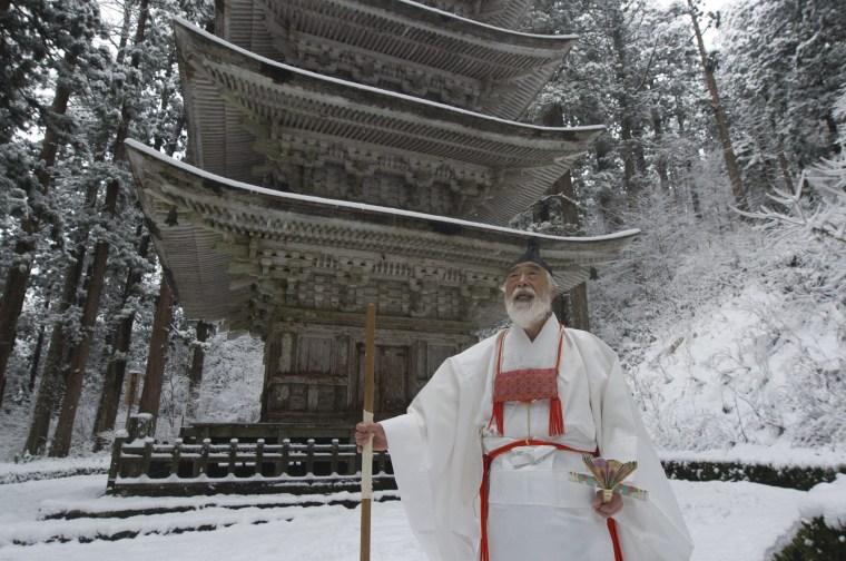 Image: Japanese Yamabushi tradition