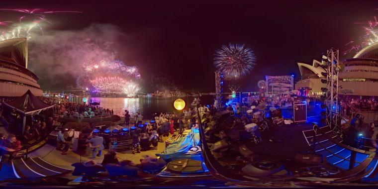 Image: Sydney Celebrates New Year's Eve 2016