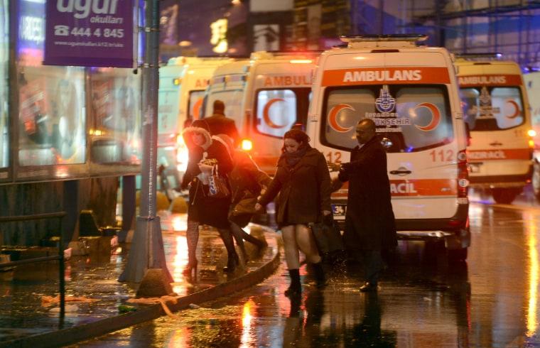 Image: TURKEY-ATTACK