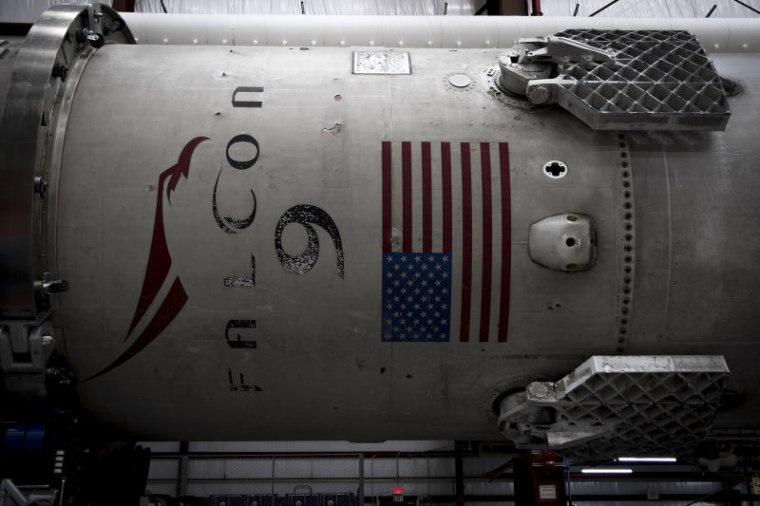 Image: Falcon 9 rocket