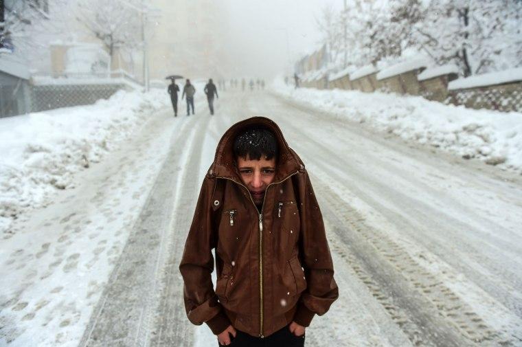 Image: TURKEY-KURDS-UNREST