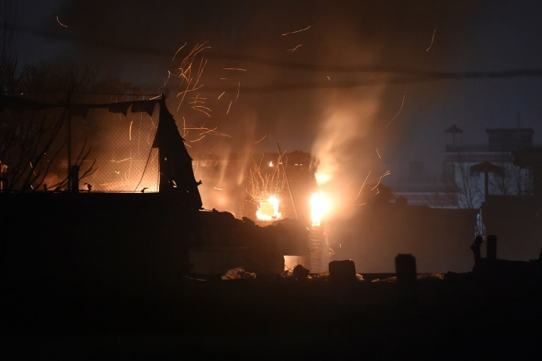 Image: AFGHANISTAN-FRANCE-UNREST-ATTACKS