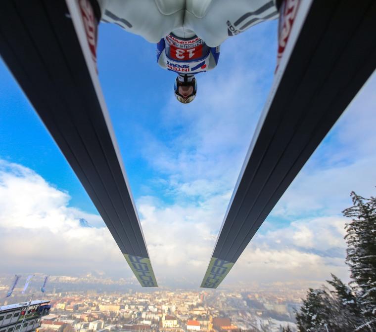 Image: *** BESTPIX *** 64th Four Hills Tournament - Innsbruck Day 2