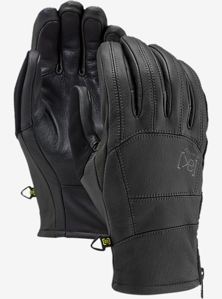 Leather Tech Glove