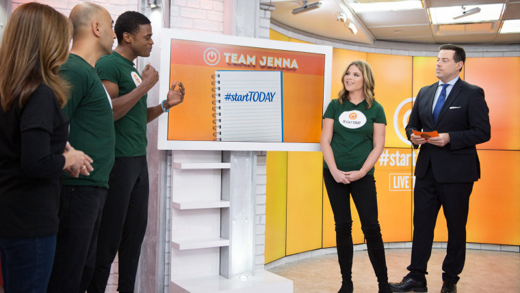 Jenna Bush Hager and her team of experts are ready to start the new year off right!
