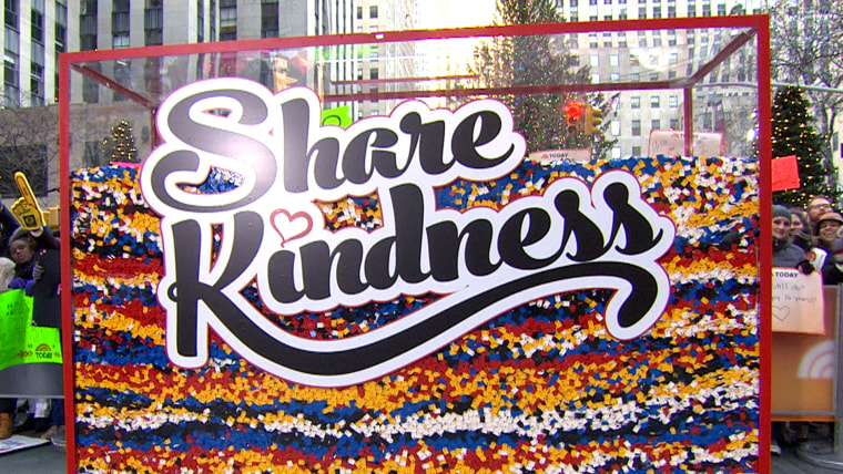 Share the kindness