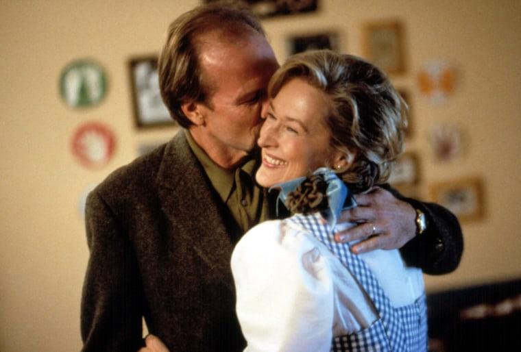 ONE TRUE THING, William Hurt, Meryl Streep, 1998