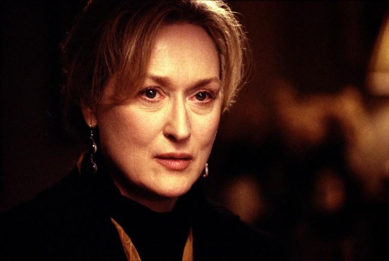 THE HOURS, Meryl Streep, 2002, (c) Paramount/courtesy Everett Collection