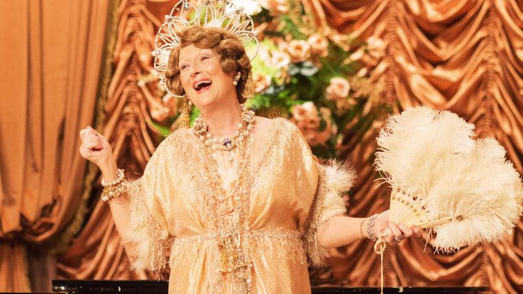 FLORENCE FOSTER JENKINS, Meryl Streep as Florence Foster Jenkins, 2016. ph: Nick Wall / (C) Paramount