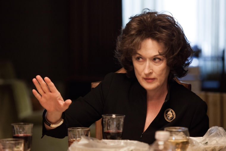 August: Osage County Year : 2013 USA Director : John Wells Meryl Streep. Image shot 2013. Exact date unknown.