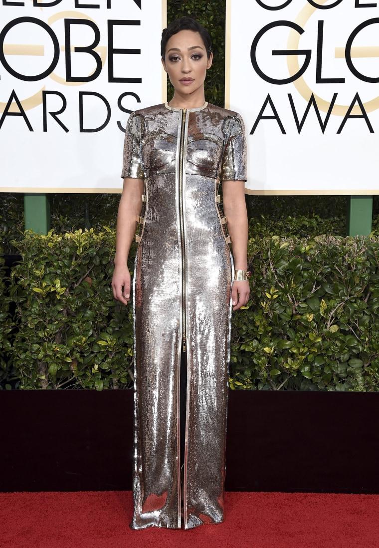 Ruth Negga Golden Globes 2017