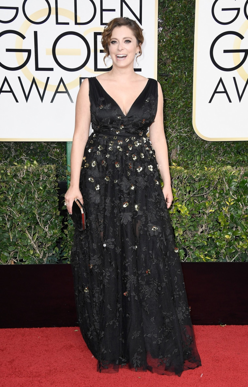 Rachel Bloom Golden Globes 2017