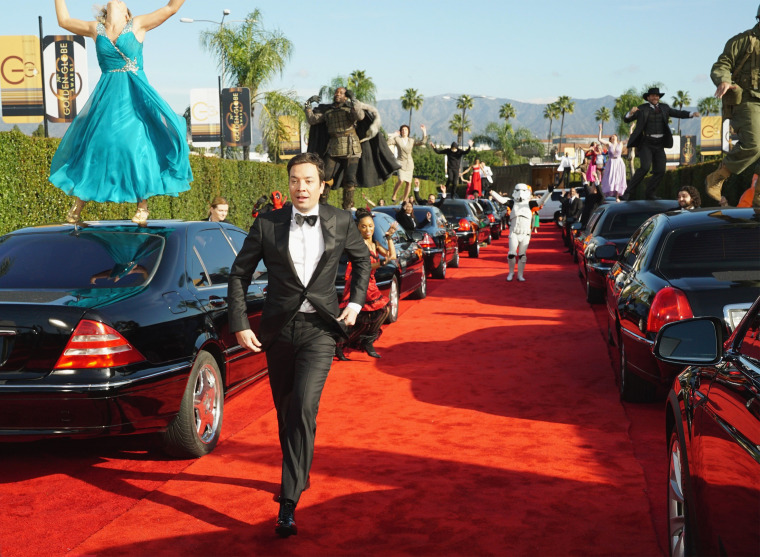 Image: 74th Annual Golden Globe Awards - Show