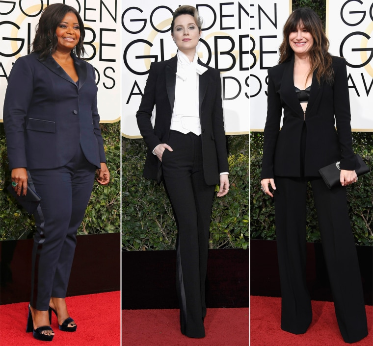 Evan Rachel Wood Golden Globes 2017