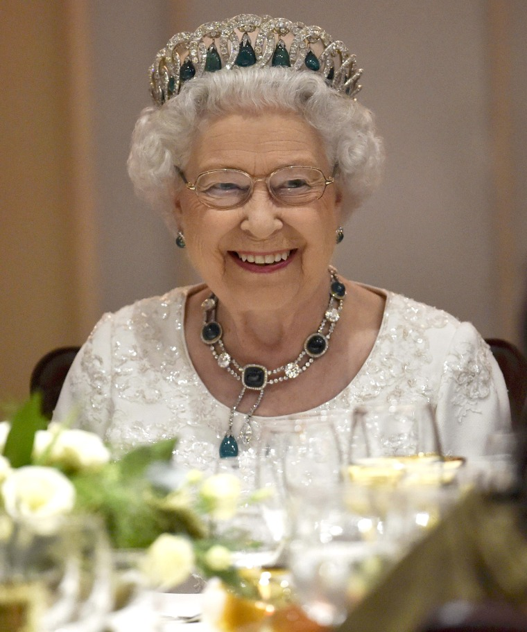 Image: Queen Elizabeth II, 92, is Head of the Commonwealth but doesn't reign over all of its countries.