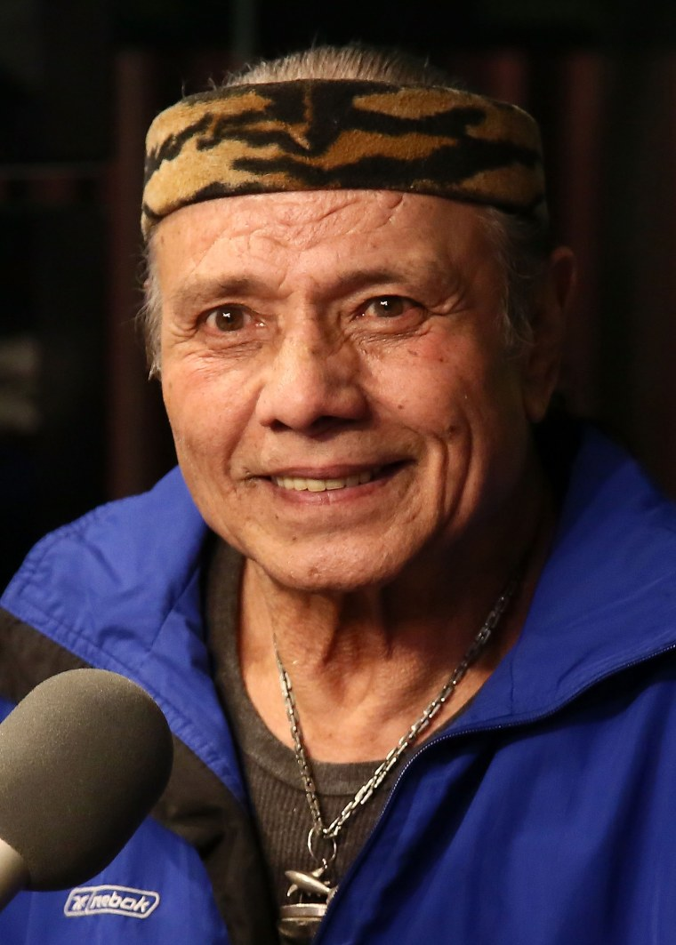 Image: Jimmy 'Superfly' Snuka in 2013
