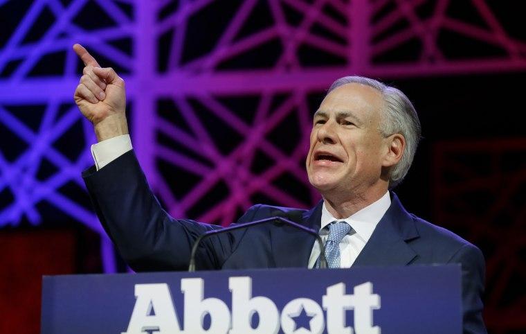 IMAGE: Texas Gov. Greg Abbott