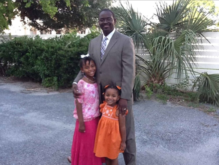Image: Rev. Clementa Pinckney and family.