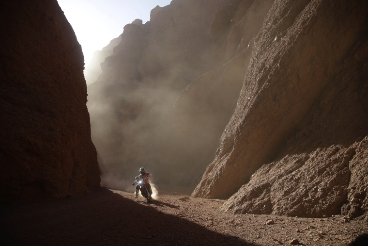 Image: 2017 Dakar Rally