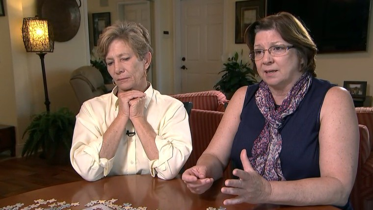 Sisters are kicked off plane while trying to visit their dying father.