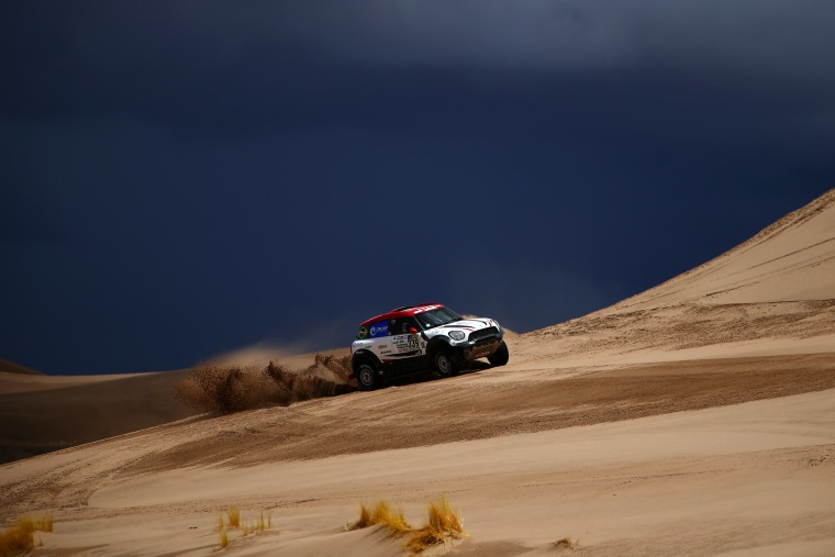 Image: 2017 Dakar Rally - Day Four