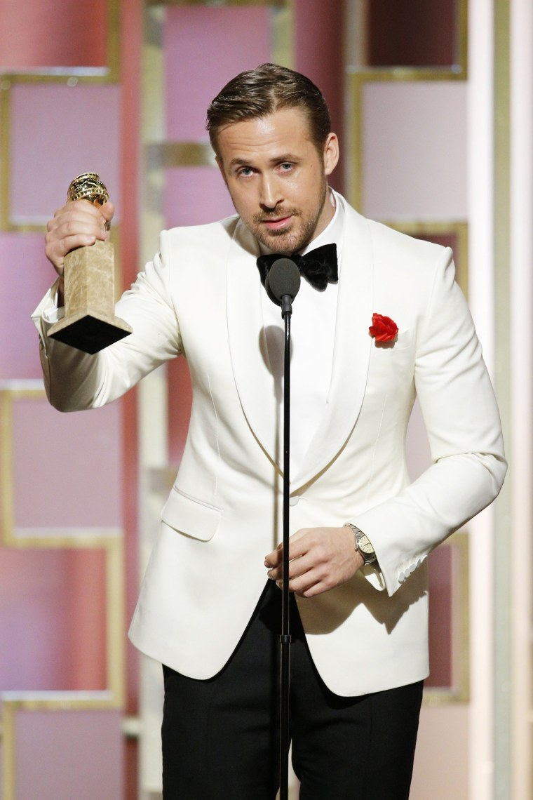 Image: 74th Annual Golden Globe Awards