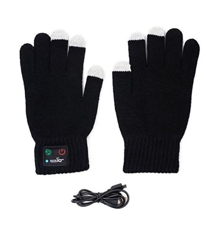 Wireless gloves
