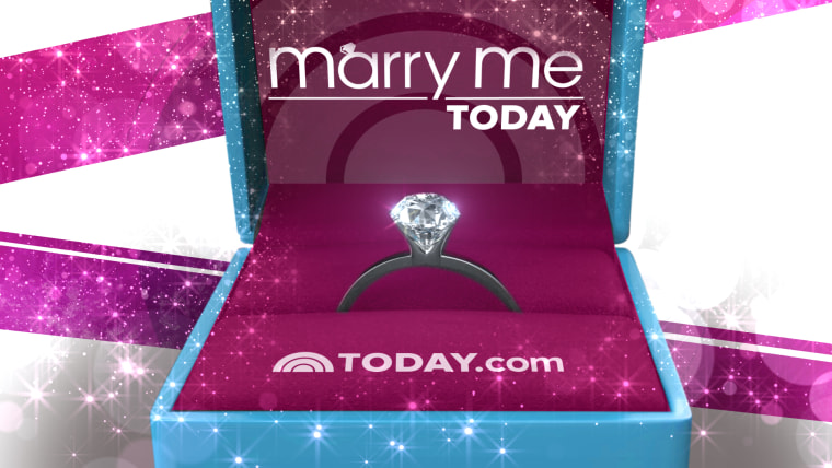 Marry Me TODAY contest