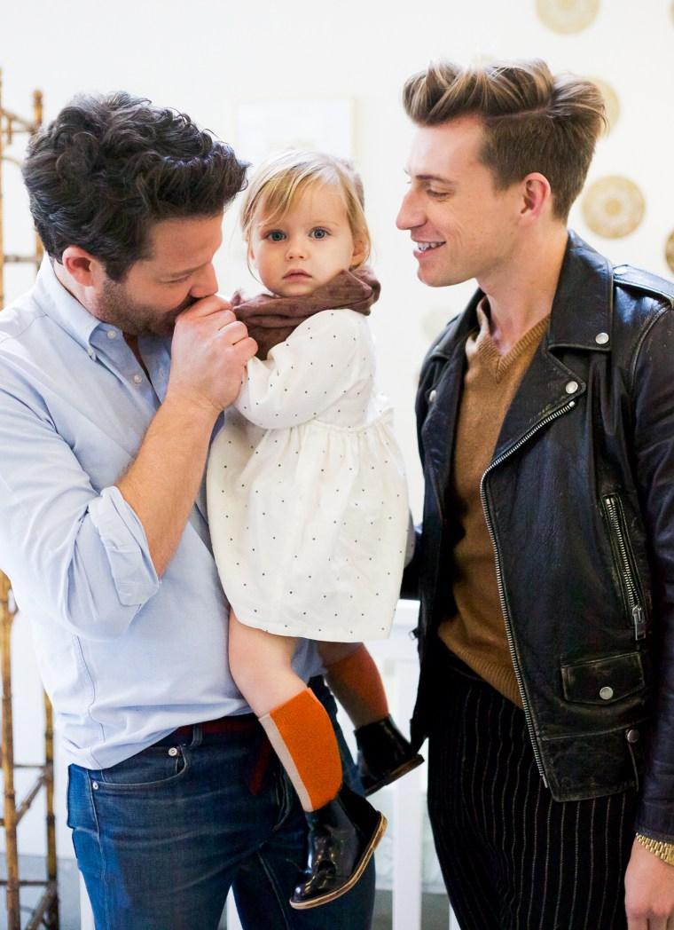 Nate Berkus for Baby.
