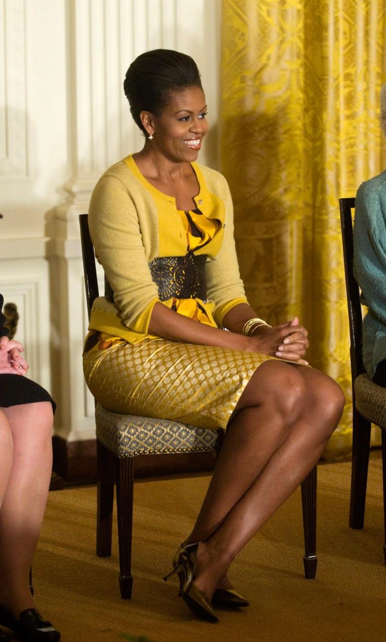 Obama detests pantyhose i — photo 5