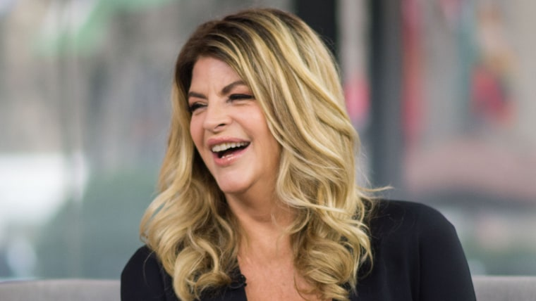 "Kirstie Alley joined Kathie Lee and Hoda Thursday to chat about ""Scream Queens"" and other topics."
