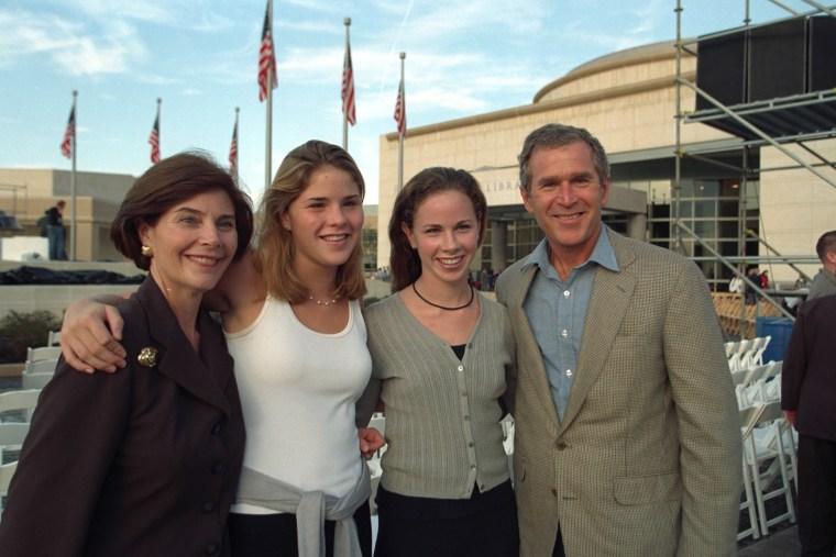 Governor of Texas George W. Bush