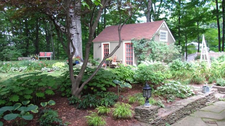 Farmhouse in New York