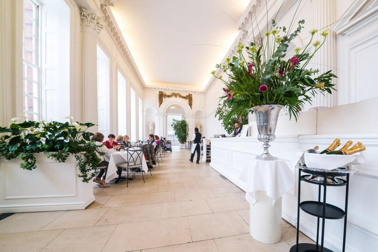 The Orangery Restaurant, Kensington Palace