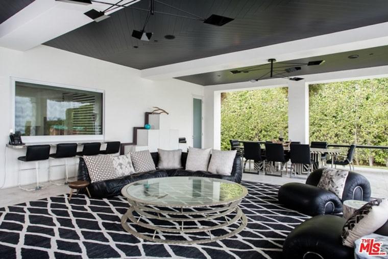 Gwen Stefani's home