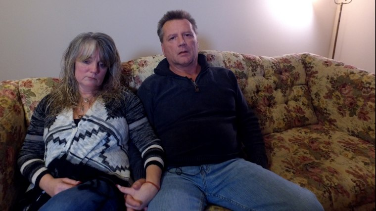 Patty and Chris Emmett lost their son, Christopher, to an accidental opiate overdose on Aug. 23, 2016.