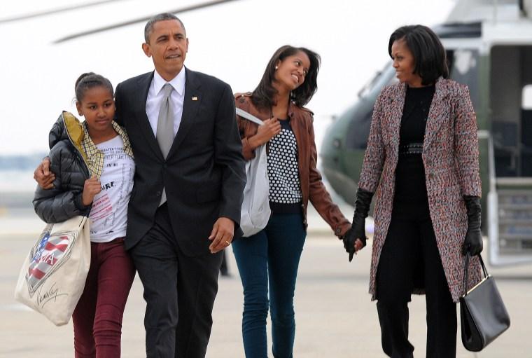 Image: TOPSHOTS-US-VOTE-2012-ELECTION-OBAMA