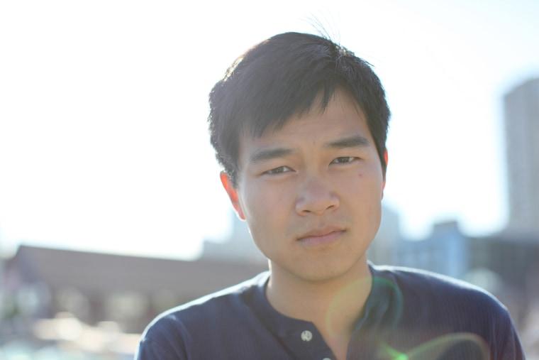 Tiny Care Bot creator Jonathan Sun wants you to take care.