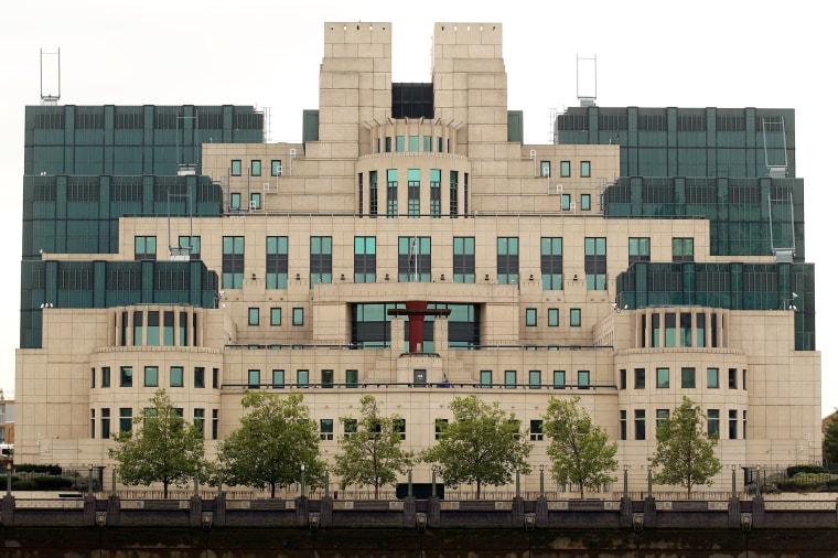 Image: MI6