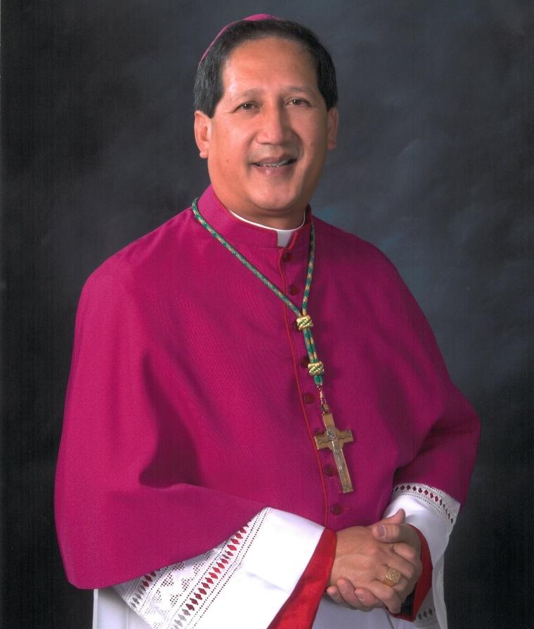 Image: Bishop Solis
