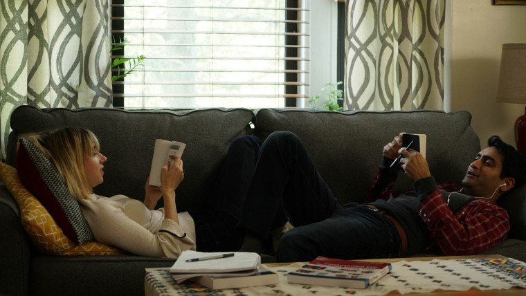 """A scene from """"The Big Sick."""""""