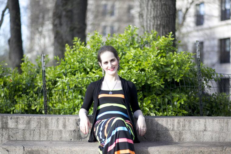 Transgender advocate Abby Stein